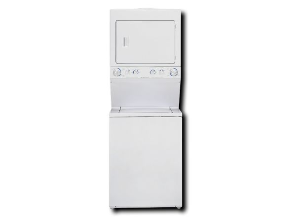 Appliances Stack Washer and Dryer 1