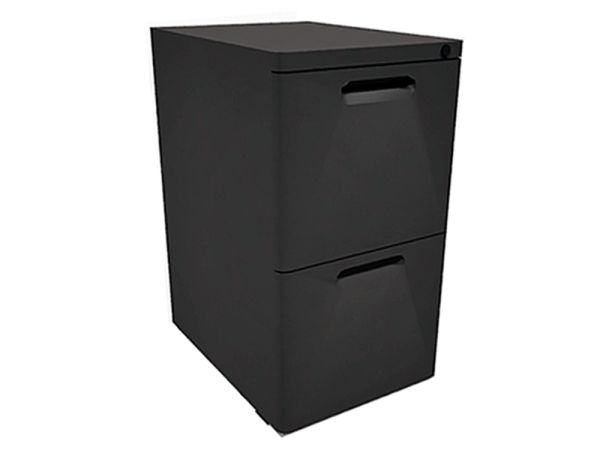 AO2 Pedestal File Free Standing