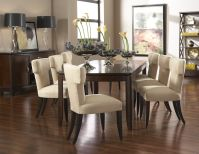 Boulevard Rectangular Dining Room with 4 Aventura Chair Image 44