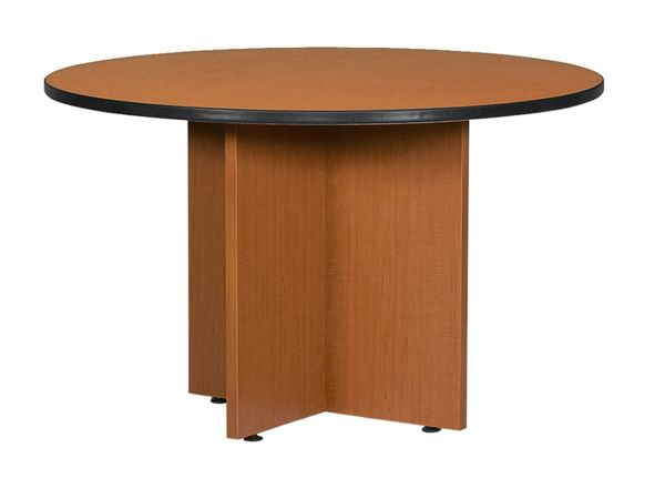 "Halton Series 48"" Round Conference Table"