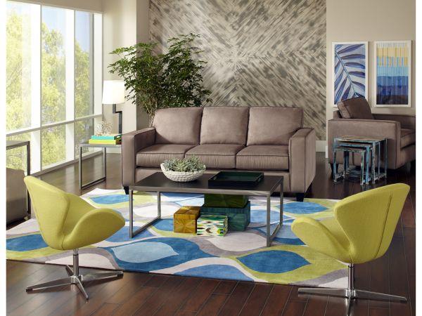 Cort Clearance Furniture Austin Sofa