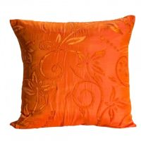 Pillow Silk Orange Image 74