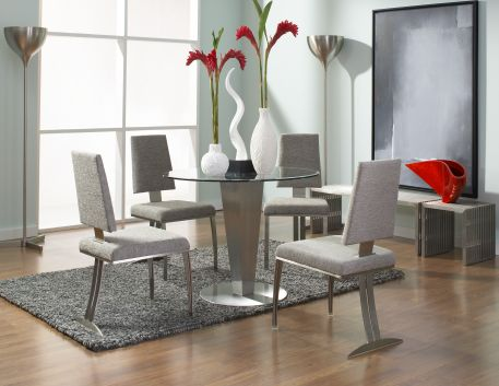 Cort Alexandria Julia Round Dining Table Julia Dining Room