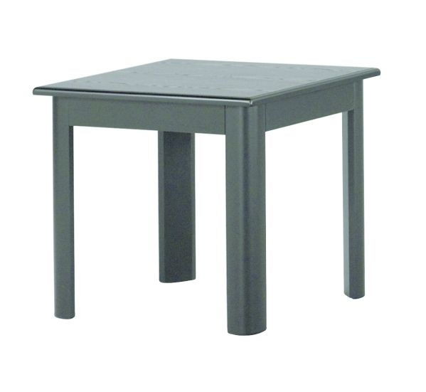 Eclipse Black End Table 1