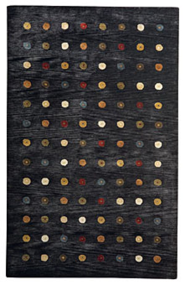 Andes Charcoal Area Rug 1