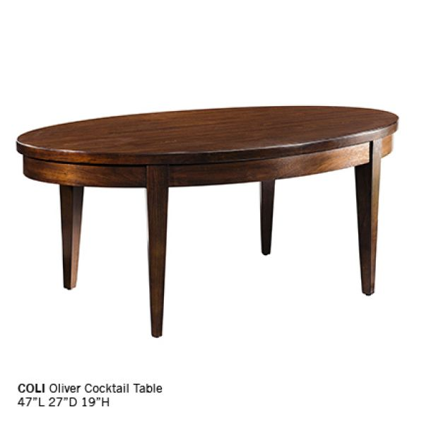 Oliver II Cocktail Table 1