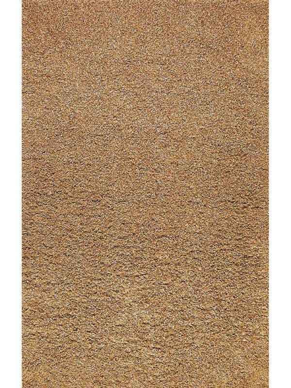 Casual Elegance Gold Area Rug 8'x10'