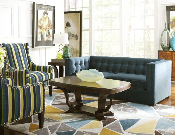Kennedy Sofa & Palmer Accent Chair 1
