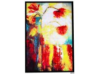 Look to Eli's Blossom framed artwork to brighten your favorite room. Finished in a... Image 98
