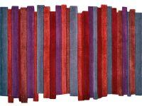 Magenta Rose Area Rug Image 5