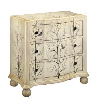 Winter Woods 3 Drawer Accent Chest