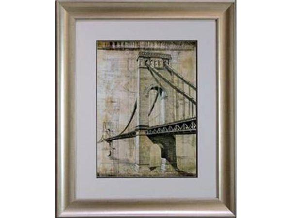 Hudson River Bridge Artwork