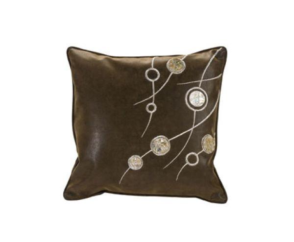 Espresso 16x16 Pillow