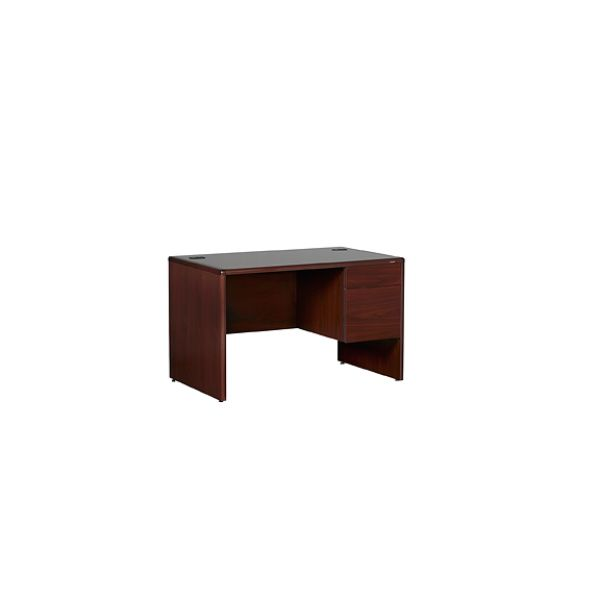 HON 10700 Mahogany Sales Desk