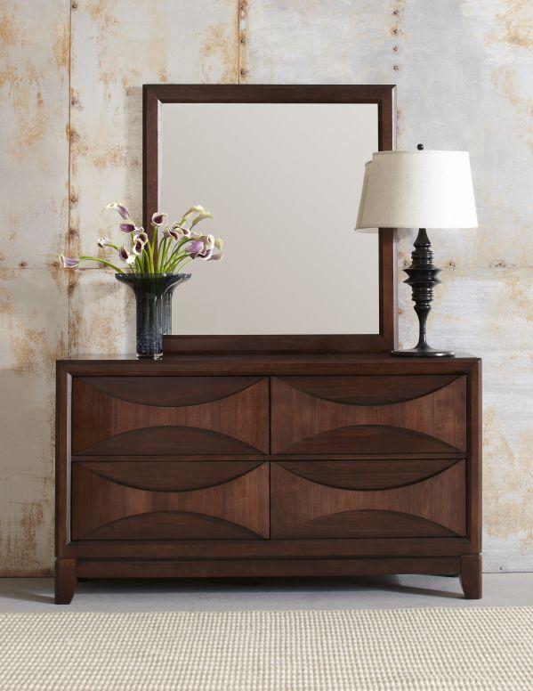 Madden Dresser and Mirror