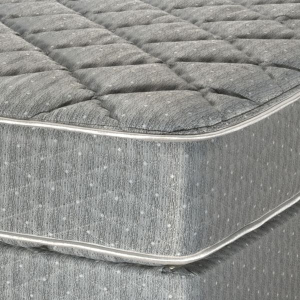 Serta Twin Plush Mattress Set 1