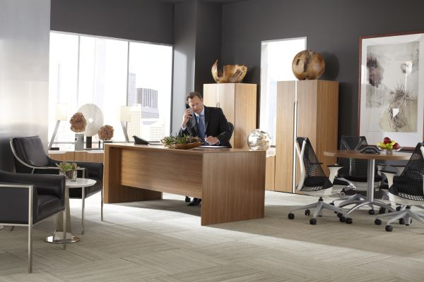 Cort Clearance Furniture Nex Executive Desk