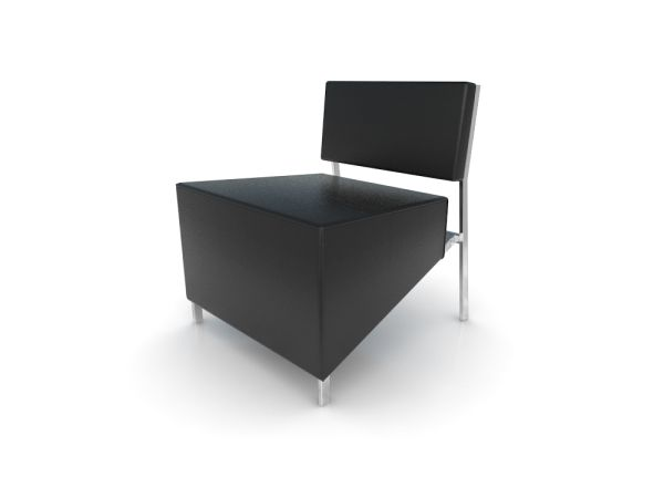 Congo Chair Black