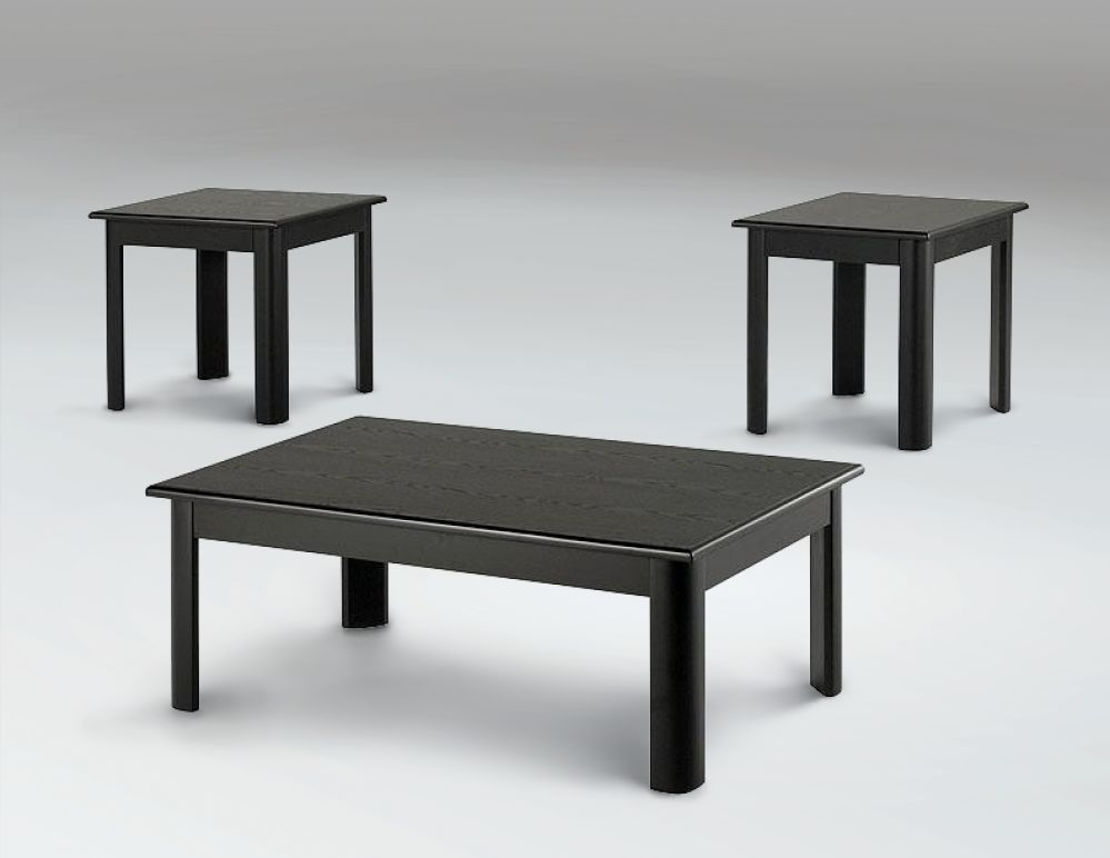 Cort cleveland eclipse cocktail table and 2 end tables for Rent cocktail tables near me