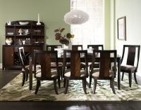 Boulevard Dining Table and 4 Chairs Image 289