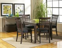 Dakota Skyline Square Dining Table and Chairs Image 570