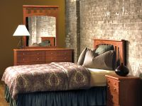 Whitman Cherry Headboard Image 19