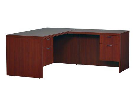 Cort Carol Stream 2pc Desk With Right Return The 70 39 S