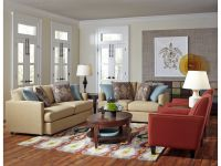 Sander Sofa and Chance Accent Chair Image 204