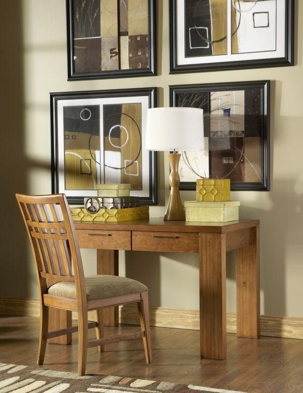 Bainbridge Desk & Chair 1