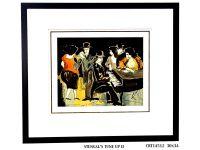 Stengal's Tune II Framed Artwork Image 489