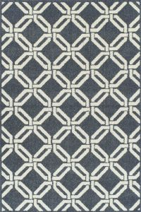 Marcello Black Area Rug