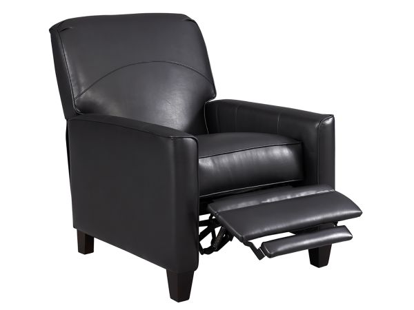 Melt your stress away at the end of the day with the Carlson Recliner. Wrapped in buttery soft bl...