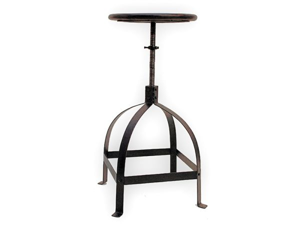Twist Adjustable Stool