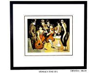 Stengal's Tune I Framed Artwork Image 488
