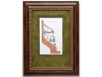 Depart D Scalier Framed Artwork Image 15