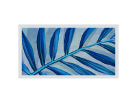 Abstract Frond II Framed Artwork Image 61