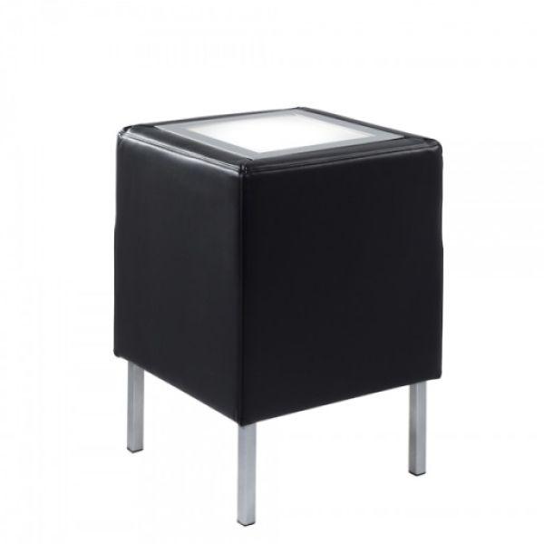 Soho Black Table Base 1