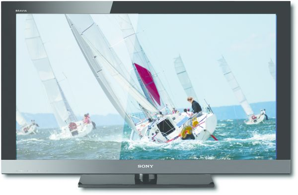 TV 46'' SONY LCD HD TV