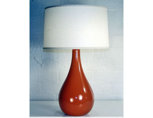Autumn Rust Table Lamp 1
