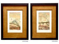 Seasons I Framed Artwork Image 458