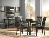 Eclipse Round Dining Room with 4 Chairs Image 98