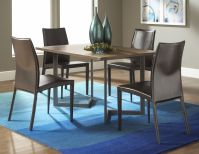 "Conal 48"" Dining Table and Glide Chairs Image 487"