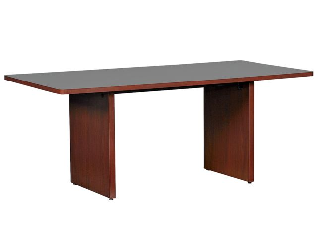Cort Clearance Furniture Conference Table 6 39 Mahogany Hon From