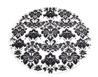 Filigree 6ft Round Area Rug Image 7