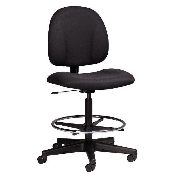 Altura Drafting Stool Black