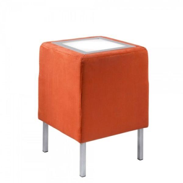 Orange Soho cocktail table 1