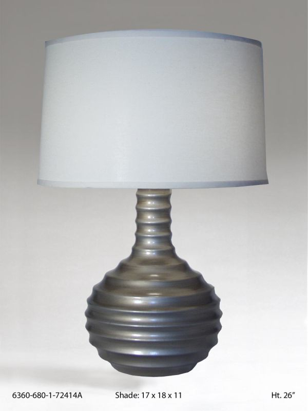 Silver Frescalina Table Lamp