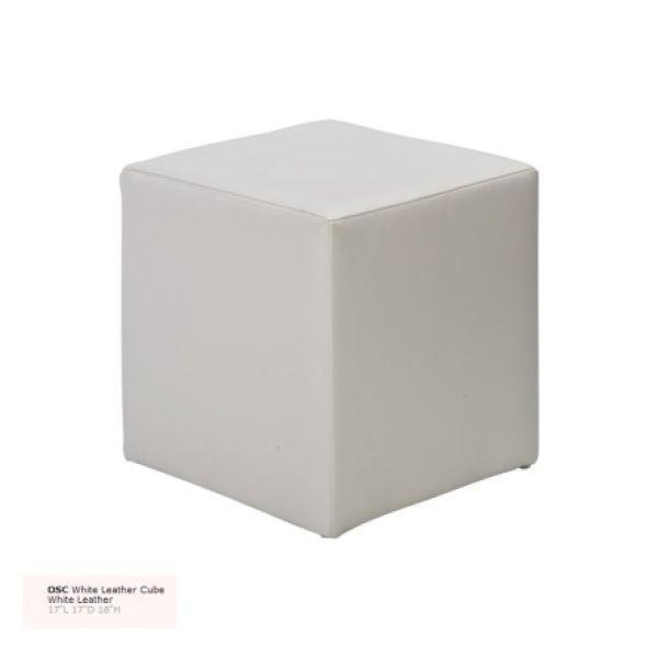 Milano Cube White 1