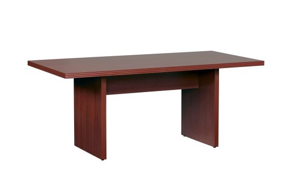 Lacasse 70s Series 6' Conference Table