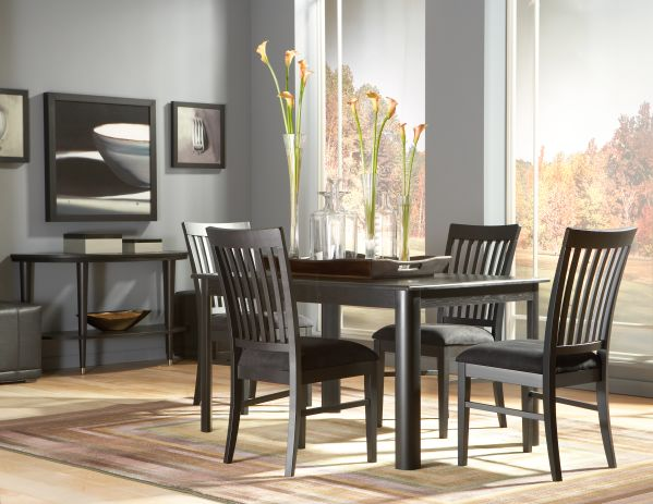 Eclipse Dining Room with Rectangular Table